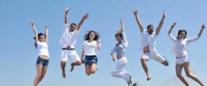 woodland-park-orthodontists-group-of-kids-jumping