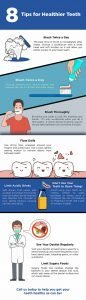8 Tips for Healthier Teeth