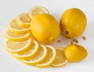 Brushing With Baking Soda and Lemon Juice-