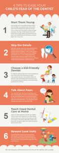 6 TIPS TO EASE YOUR CHILD'S FEAR