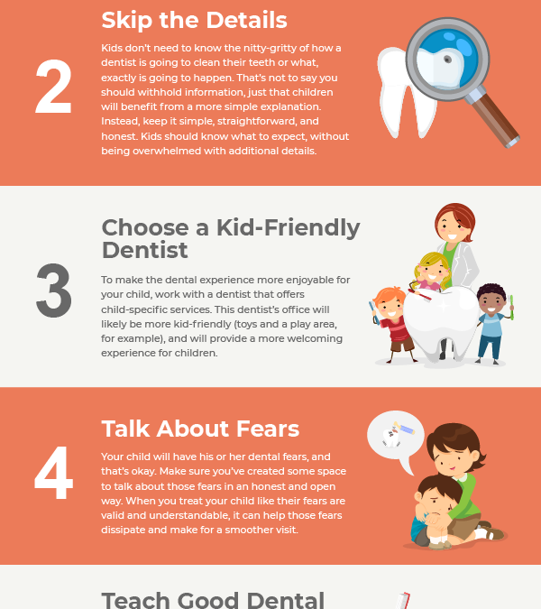 6 Tips to Ease Your Child's Fear of the Dentist