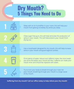 Dry Mouth 5 things you need to do! (1)